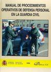 MANUAL DE PROCEDIMIENTOS OPERATIVOS DE DEFENSA PERSONAL: AAVV