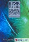 Historia de la familia contemporánea. Principales cambios: Vázquez de Prada