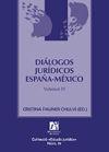 Diálogos jurídicos España-México. IV: Arnau Moya, Federico