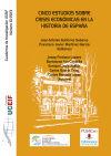 Cinco estudios sobre crisis económicas en la: Gutiérrez Sebares, José