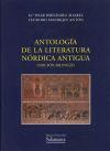 Antología de la literatura nórdica antigua: Manrique Antón, Teodoro;