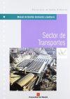 SECTOR DE TRANSPORTES (MANUAL DE GESTIÓN AMBIENTAL: COMUNIDAD DE MADRID