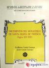 Documentos del Monasterio de Santa María de: Castán Lanaspa, Guillermo