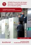 Prevención de riesgos laborales y medioambientales en: Moreno Roldán, Jesús;