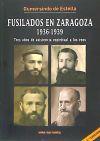 Fusilados en Zaragoza (1936-1939) : tres años: Estella, Gumersindo de