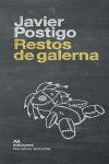 Restos de Galerna: Javier Postigo