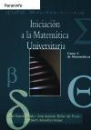 INICIACIÓN A LA MATEMÁTICA UNIVERSITARIA. CURSO 0: PILAR GARCÍA PINEDA;
