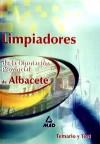Limpiadores de la Diputación Provincial de Albacete.: Maite de Pablo