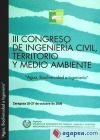 III CONGRESO DE INGENIERIA CIVIL, TERRITORIO Y: Congreso de Ingeniería