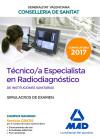 Técnico/a Especialista en Radiodiagnóstico de Instituciones Sanitarias: Ed. MAD