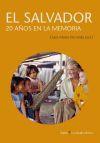EL SALVADOS 20 AÑOS EN LA MEMORIA: HERMIDA, CLARA MARIA