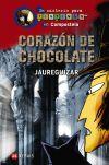Corazón de chocolate: Jaureguizar ,, José