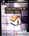 Construcción de páginas web. Certificados de profesionalidad.: Alcayde García, Alfredo;