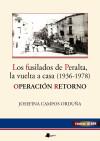 Los fusilados de Peralta, la vuelta a: Campos Orduña, Josefina