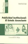 Publicidad institucional: el estado anunciante: García López, Marcial.