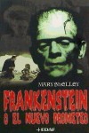 mary shelley - frankenstein and not dracula - Seller