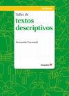 Taller de textos descriptivos: Fernando Carratalá Teruel