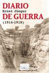 Diario de guerra (1914-1918): Jünger, Ernst