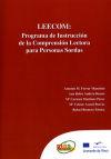 LEECOM: Programa de instrucción de la comprensión: Ana Belén Andreu