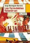 FORMIDABLES KALANDRIAN: BERENGUER BARRERA,J