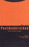 Retos de la postmodernidad: Fernando García Selgas Y Jose Bernardo Monleón Plancha (Editores)