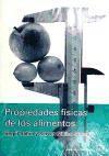 PROPIEDADES FISICAS DE LOS ALIMENTOS: SAHIN,S./GULUM SUMNU,S.