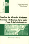 Estudios de Historia Moderna: Homenaje a la Doctora María Isabel Pérez de Colos&...