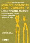 Unidades Didácticas para Primaria II: Ana Fernández Ordóñez;