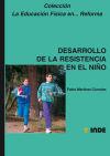 Desarrollo de la resistencia en el niño: Martínez Córcoles, Pablo