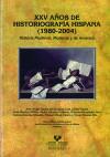 XXV años de historiografía hispana (1980-2004). Historia: Díaz de Durana