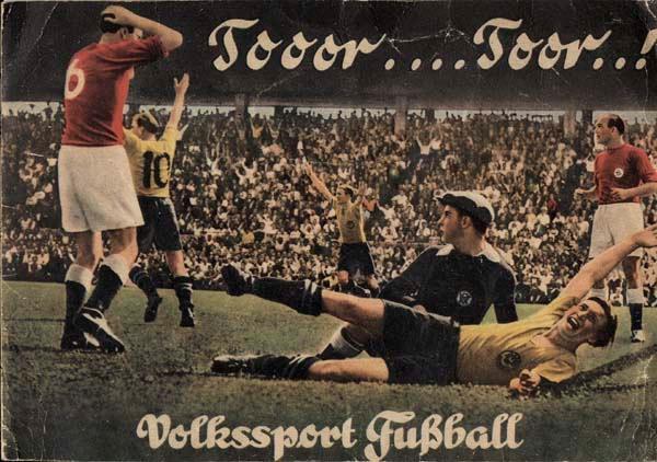 Tooor.Toor.! Volkssport Fußball.: Sammelbilder-Kauvit