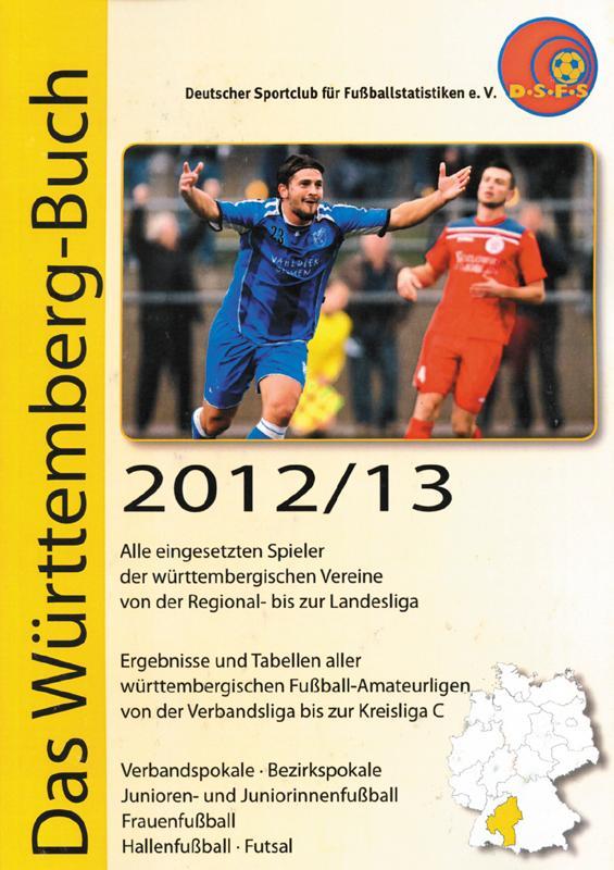 Das Württemberg-Buch 2012/13: DSFS