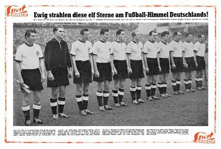 Plakat Sport Magazin Beilage Zur