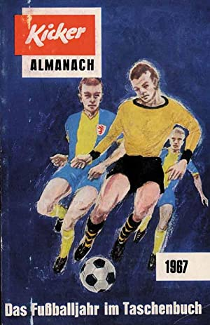 Kicker Fußball Almanach 1967: Kicker-Almanach 1967