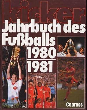 Jahrbuch des Fußballs 1980/81: Jahrbuch des Fußballs 80