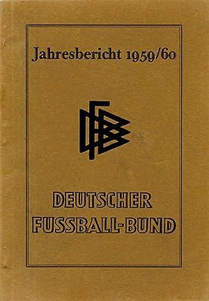 Jahresbericht 1959-60: DFB