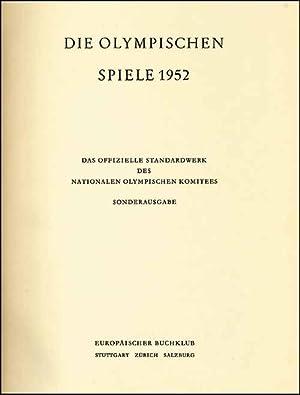 Das offizielle Standardwerk des NOK. Sonderausgabe des Europäischen Buchclubs.: Die ...