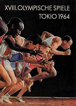XVIII.Olympische Sommerspiele Tokio 1964.: XVIII.Olympische Spiele, Tokio 1964.