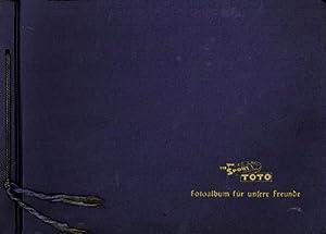 VEB Sport-Toto. Fotoalbum für unsere Freunde: Sammelbilder-VEB