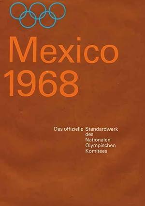Die XIX. Sommerspiele Mexico 1968.: DOG 68