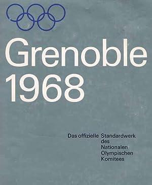 Die X.Olympischen Winterspiele Grenoble 1968.: DOG 68, (Hg.)
