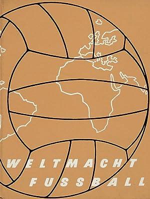 Weltmacht Fußball. 1.Teil:Ein Spiel erobert die Völker. 2.Teil:Fußballkönige ...