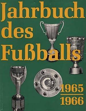 Jahrbuch des Fußballs 1965/66: Jahrbuch des Fu�balls 65