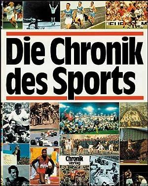 Die Chronik des Sports.( Ausgabe 1990).: Umminger, Walter