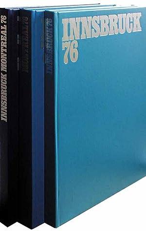 3 Bände: Montreal/Innsbruck 1976