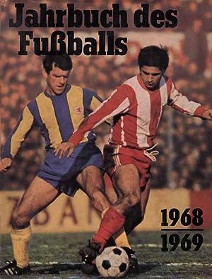 Jahrbuch des Fußballs 1968/69: Jahrbuch des Fu�balls 68