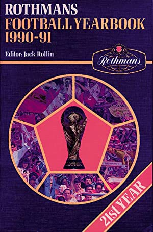 Rothmans Football Yearbook 1990-91: Rothmans 1990