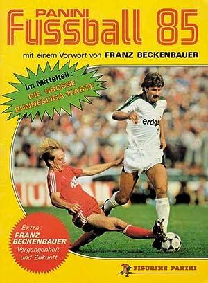 Fußball 85.: Sammelbilder-Panini 85