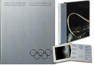 Die Spiele der XX.Olympiade München Kiel Augsburg 1972. The games of the XXth Olympiad 1972.: ...