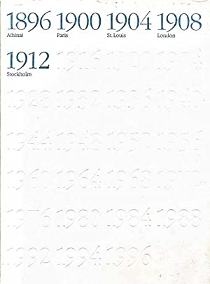 1896-1912. Bildband: 100 Jahre Olympia Bd.1